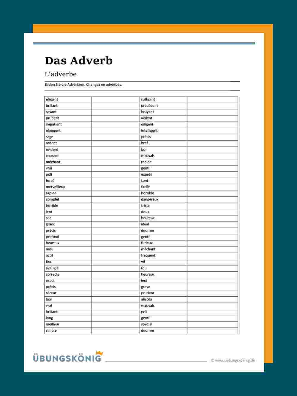 Adverb A Super Simple Guide To Adverbs With