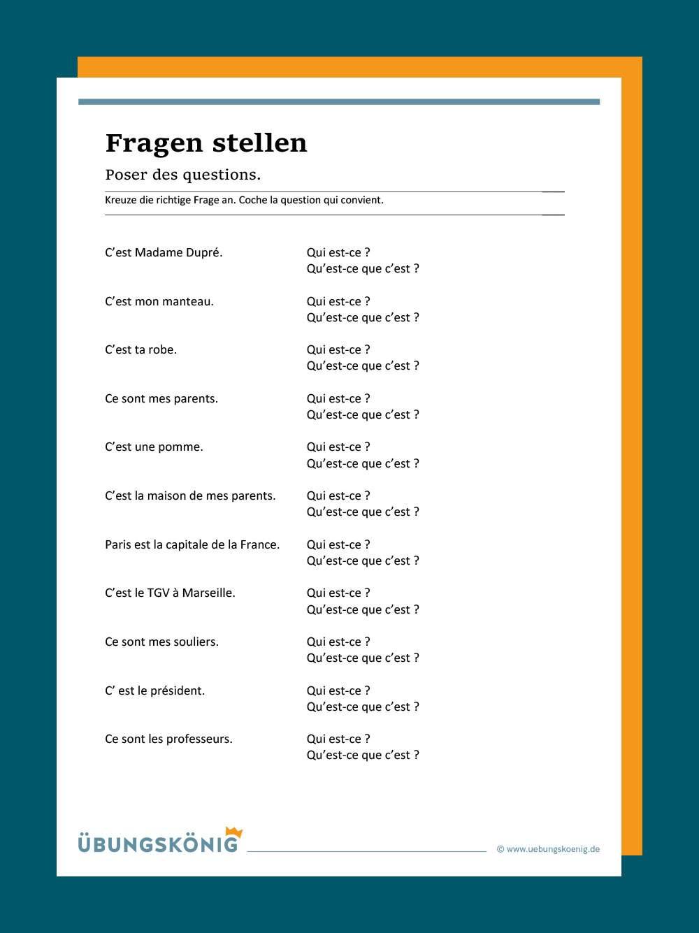 Kennenlernen auf französisch konjugieren